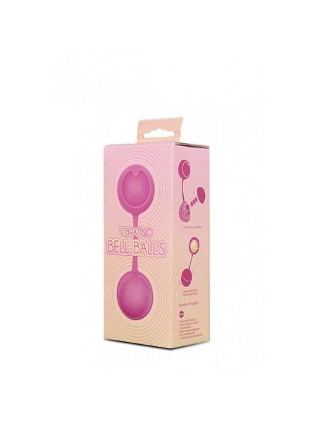 Вагінальні кульки - Vibrating Bell Balls, box
